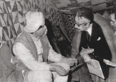 01-1980-Gheddafi con Man