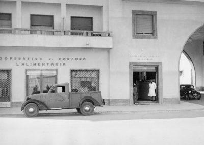 1939 Tripoli Consorzio libico della pesca 00F
