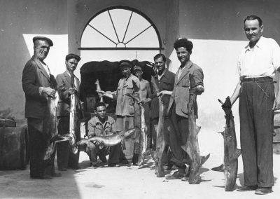 1939 Tripoli Consorzio libico della pesca 07F