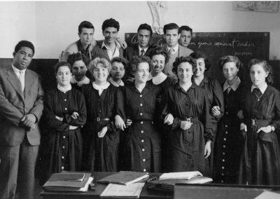 1952-53 ii Liceo Classico Prof. Ageli F