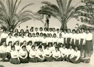 1965 Tripoli. III media AeB Madonna della Guardia F