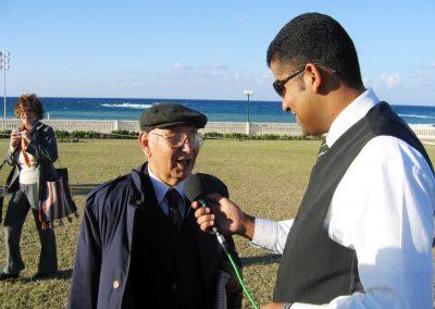 Puccinelli intervistato da tv libica