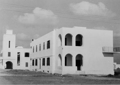 Anni 30 Villaggio Bianchi - Palazzina impiegati casa littoria