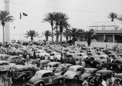 Anni 50 Tripoli Competizione automobilistica 00 F