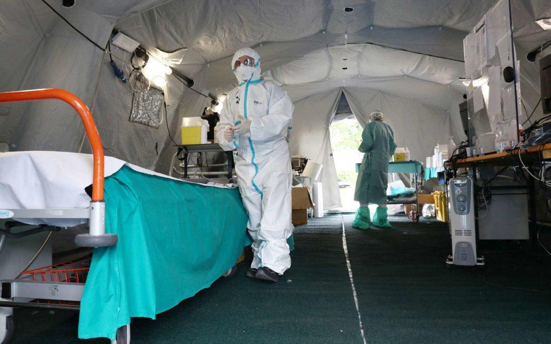 Coronavirus in Libia