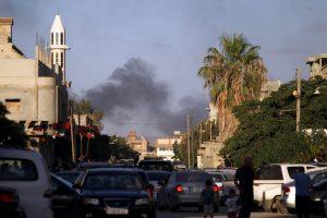 Immagini da Bengasi