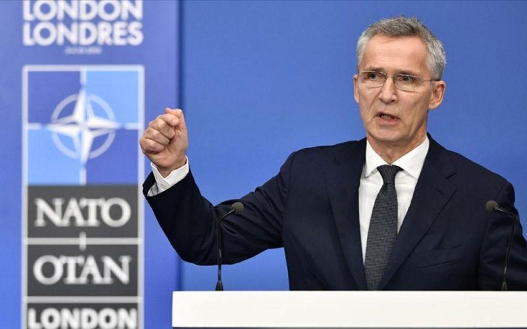 Jens Stoltenberg, Segretario Generale della NATO