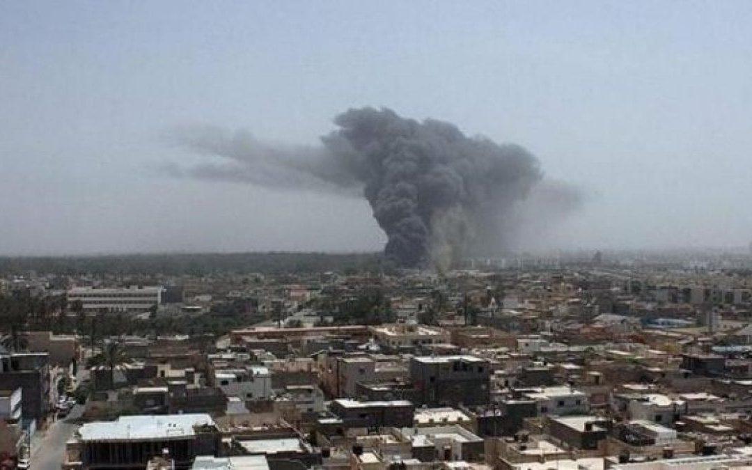 I combattimenti si intensificano a Tripoli