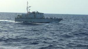 Nave Guardia Costiera libica