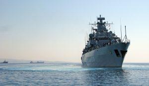 Operazione Irini nel Mediterraneo