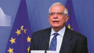 Josep Borrell unione europea