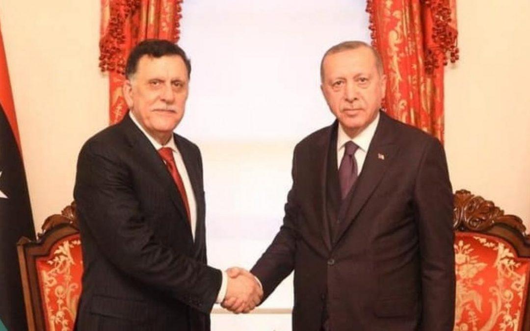"""L'intervento della Turchia in Libia """"rallenta"""" l'avanzata di Haftar"""