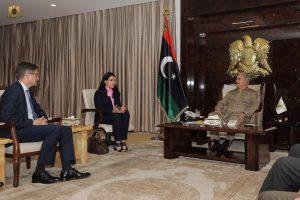 Hafta e l'ambasciatore tedesco