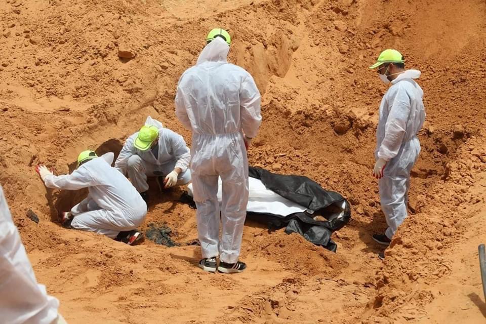 """Onu: """"Un orrore le fossi comuni in Libia"""""""