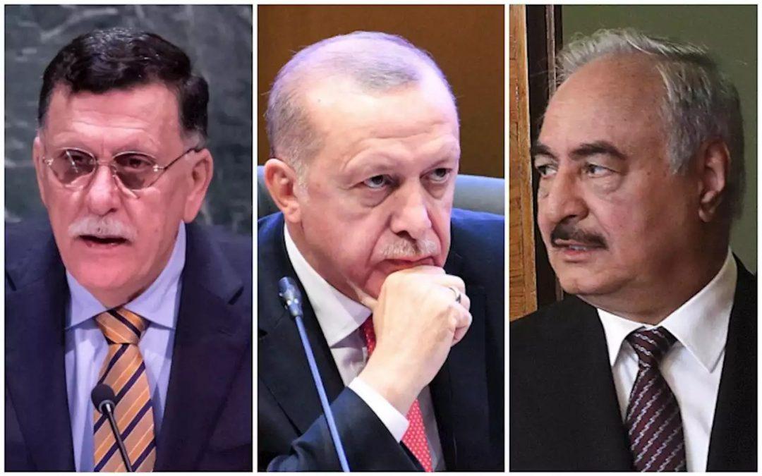 Il Gna punta Sirte. Colloquio tra Erdogan e Trump
