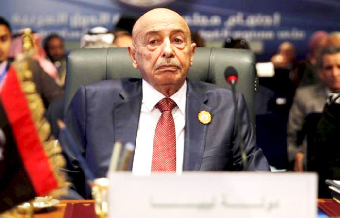 Aguila Saleh potrebbe sostituire Haftar?