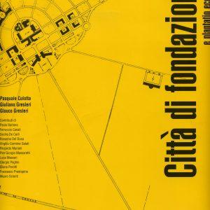 città di fondazione e plantatio ecclesiae