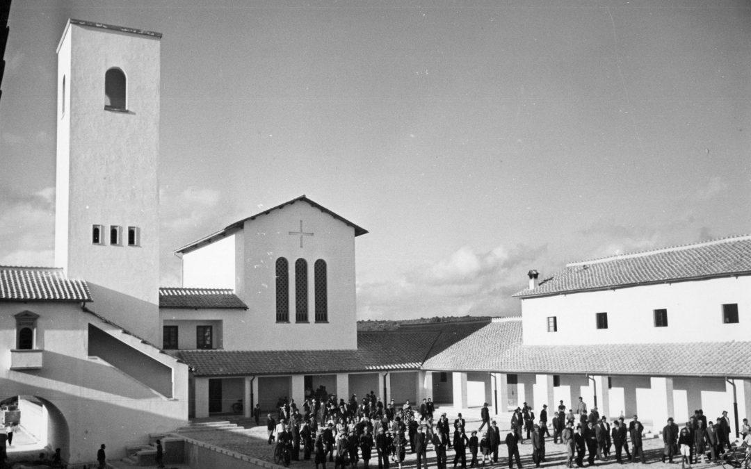 Cultura/La Chiesa cattolica in Libia dal 1912 al 1969