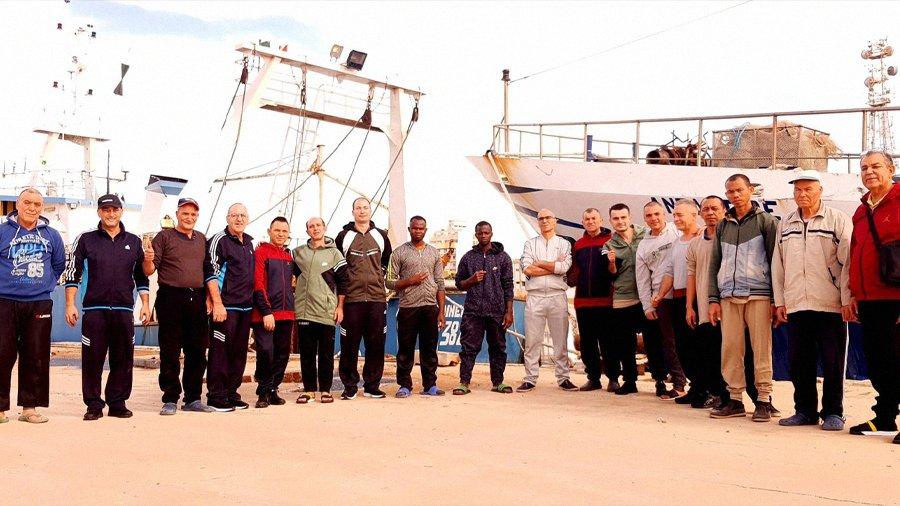 Rimpatriati Libia: felici per la liberazione dei pescatori