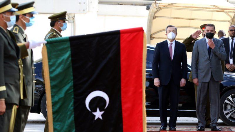 Libia: giustizia, economia e migrazione nei colloqui con Roma