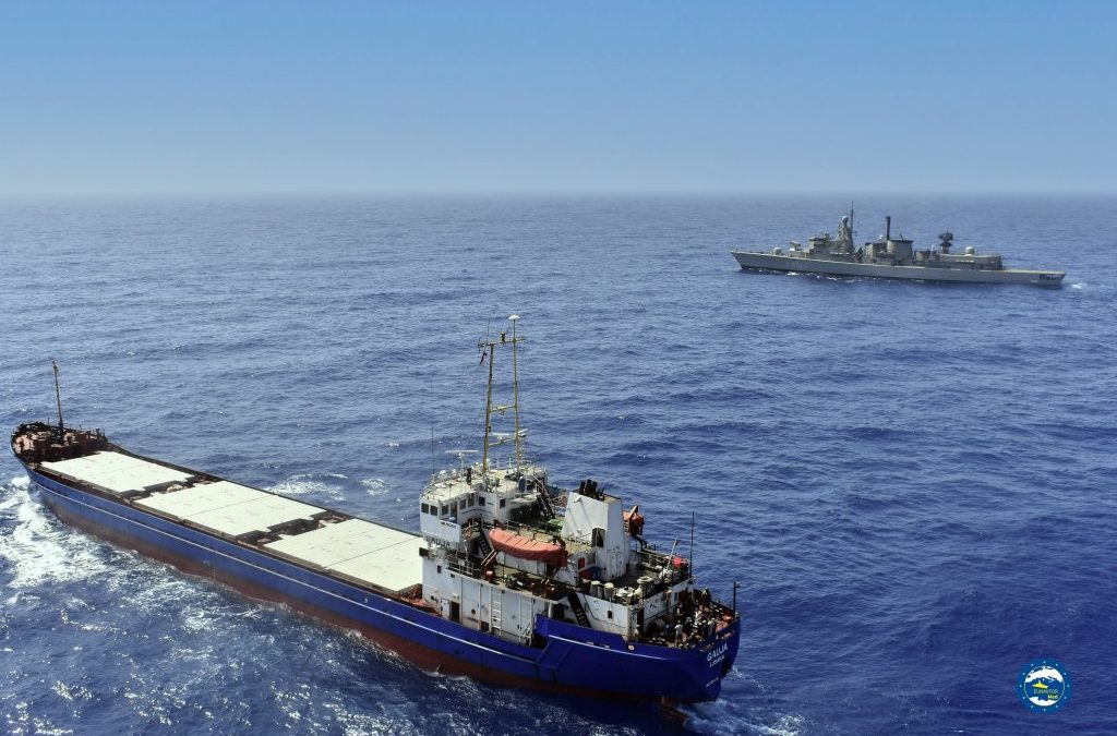 """Agostini, Comandante della missione Irini: """"L'UE ha capito che per la Libia serve tempo"""""""