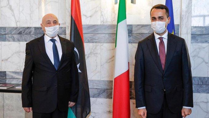 Libia: il presidente del Parlamento Aguila Saleh a Roma per due giorni