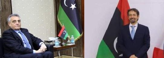 Diplomazia italiana in Libia a lavoro su visti e autostrada
